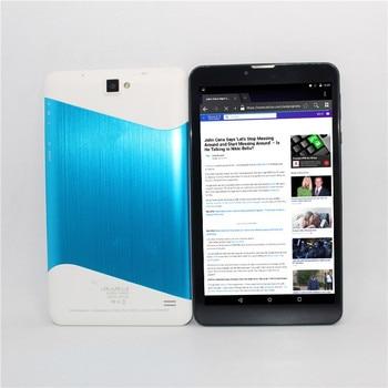 Glavey 7 inch 3G phone call tablet pc Android 5.1 1GB+8GB Quad Core TX1 Sofia 3GR Dual SIM Bluetooth Wifi GPS Play store