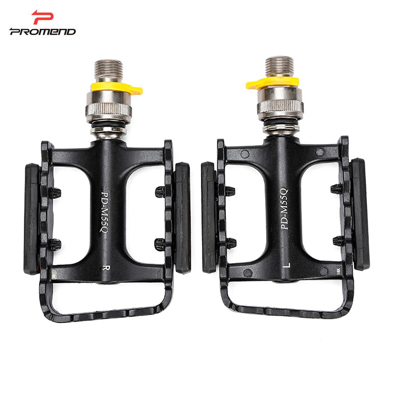 Quick Release Ultralight Bike Cycle Pedal Mtb Pedals Bearing Aluminium Alloy