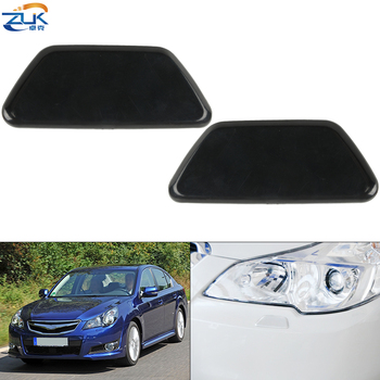 ZUK Headlight Washer Spray Nozzle Cover Cap for Subaru Legacy GT 2010 2011 2012 2013 2014 Outback 2013 2014 image