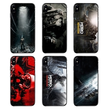 Cubierta del teléfono del póster del juego Metro 2033 imprimir Ultimate Edition para Samsung Galaxy nota 2 3 4 5 S2 S3 S4 S5 MINI S6 S7 borde S9 S8 Plus