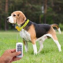 Jagd Hund Beeper Gelb Hunter Anzeige Wasser Abweisend Hund Ausbildung Kragen für Small Medium Large Hunde