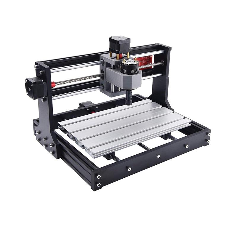 CNC 3018 PRO ER11 incisore laser Pcb Fresatrice cnc router macchina - Attrezzature per la lavorazione del legno - Fotografia 2