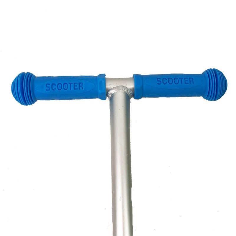 Empuñaduras de goma para bicicleta para niños, manillar de patín de hielo para niños, manillares de bicicleta y triciclo, manillar de bicicleta