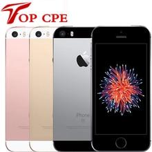 Desbloqueado Original Apple iPhone 4G LTE Touch ID WIFI 4,0 pulgadas 12MP2G RAM 16GB 32GB 64GB 128GB teléfono celular