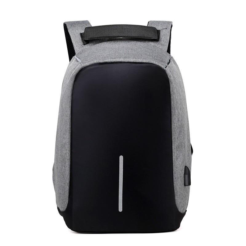 USB Charging Anti Theft Backpack Men Travel Backpack Waterproof Bag Male Student School Shoulder Bag Laptop Backpack Mochila