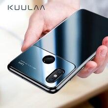 KUULAA Funda Silicona para Xiaomi Mi8 Mi8 SE PC caso para móvil