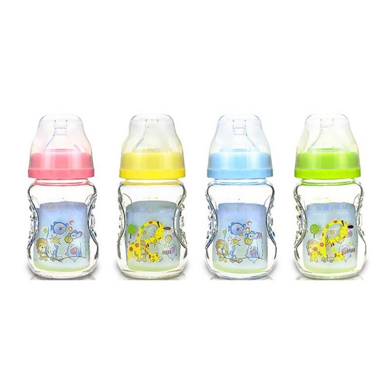 1 Uds biberón para bebés 150ml botella de vaso para zumo de frutas de gran calibre de boca para bebé recién nacido suministros de silicona tetinas t Antena de larga distancia ultra 3G 4G LTE, con alimentación de 1700 a 2700MHz, antena externa de alimentación 2x 24dbi con N hembra