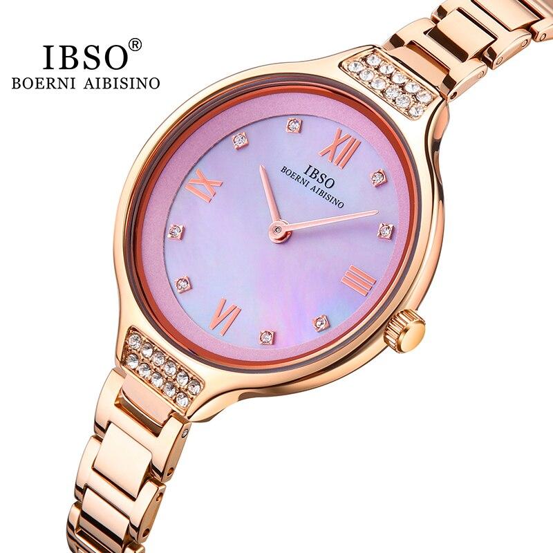 Minimalist women's Fashion Ultra Thin Watches Simple women Business Stainless Steel Mesh Belt Quartz Watch Relógio feminino