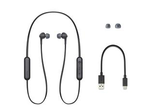 Image 5 - SONY original Wi Xb400 Wireless In Ear Extra Bass Headphones with Bluetooth quick charge 12mm drivers