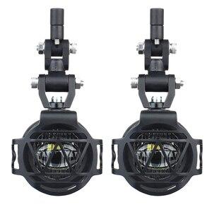 Image 3 - 6500k LED fog light For BMW R1200gs Motorcycle Fog Lamp Driving lamp For BMW R1200GS F800GS F700GS F650 K1600