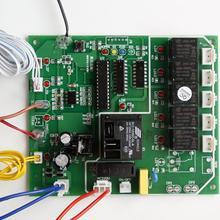Circuito universale della macchina per il ghiaccio scheda di controllo principale a lunga vista scheda del Computer stella della macchina per il ghiaccio ad acqua resistente alla neve