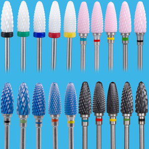 Image 2 - Фрезы для маникюра и педикюра, электрическая машинка для ногтей, фрезер для искусства ногтей, аппарат Feecy