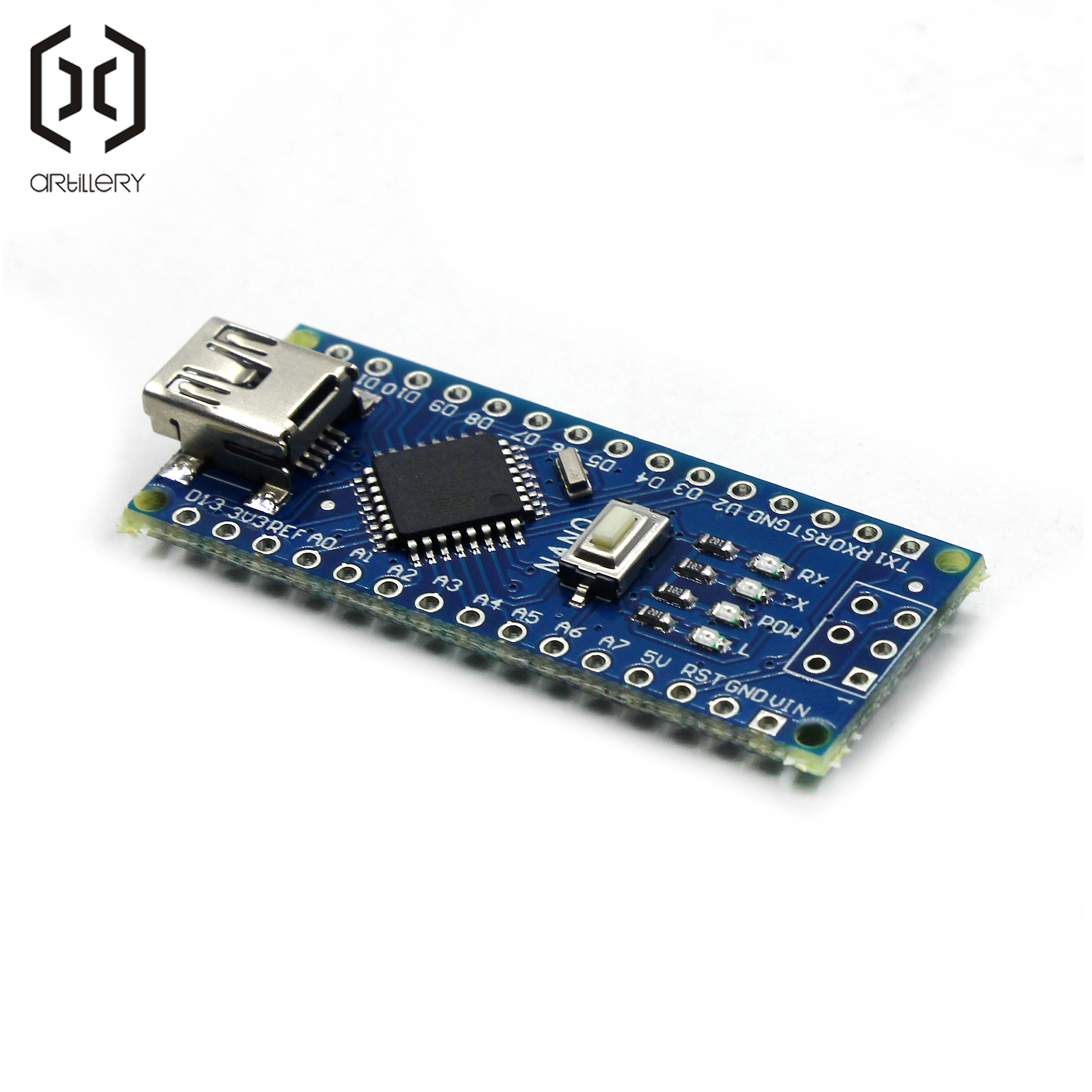 MINI USB Nano V3.0 ATmega328P CH340G Controller Development Board Module NANO 328P NANO 3.0 For Arduino Diy Kit