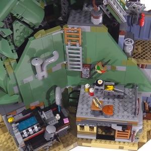 Image 5 - Dhl 45014 Movie Speelgoed Serie 70840 Welkom Om Apocalypseburg Set Bouwstenen Bricks Assemblage Kinderen Speelgoed Verjaardagscadeautjes