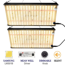 Bulb-Board Light-Switch Quantum Led Grow Enfun 240w Samsung Lm301b Indoor-Growing Full-Spectrum