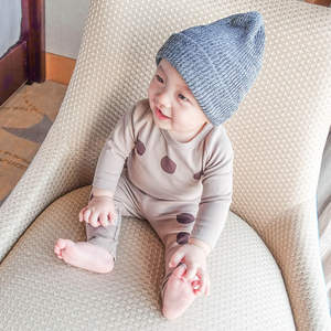 2019 Spring And Autumn New Products Korean-style Baby Warm Small CHILDREN'S Home Wear