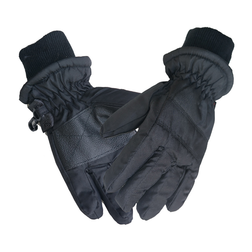 1 Pair Skating Outdoor Anti Slip Riding Snow Winter Thermal Skiing Gloves For Children Windstopper Unisex Warm Waterproof Sports