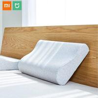 Original Xiaomi Mijia Neck Schutz Kissen Voller Antibakterielle 4 Jahreszeiten Speicher Baumwolle Kissen für Schlaf Entspannung Kissen