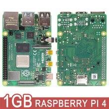 1GB SDRAM 4 Raspberry Pi Modelo B BCM2711 Cortex-A72 64-bit Quad core 1.5GHz SOC 2.4 & 5.0 GHz WiFi Bluetooth 5.0 Raspberry PI 4B