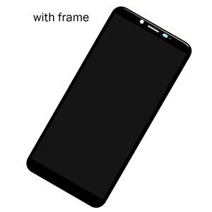 Image 2 - 5.93 calowy wyświetlacz LCD CUBOT X19 + ekran dotykowy Digitizer + montaż ramy 100% oryginalny LCD + dotykowy Digitizer dla CUBOT X19S