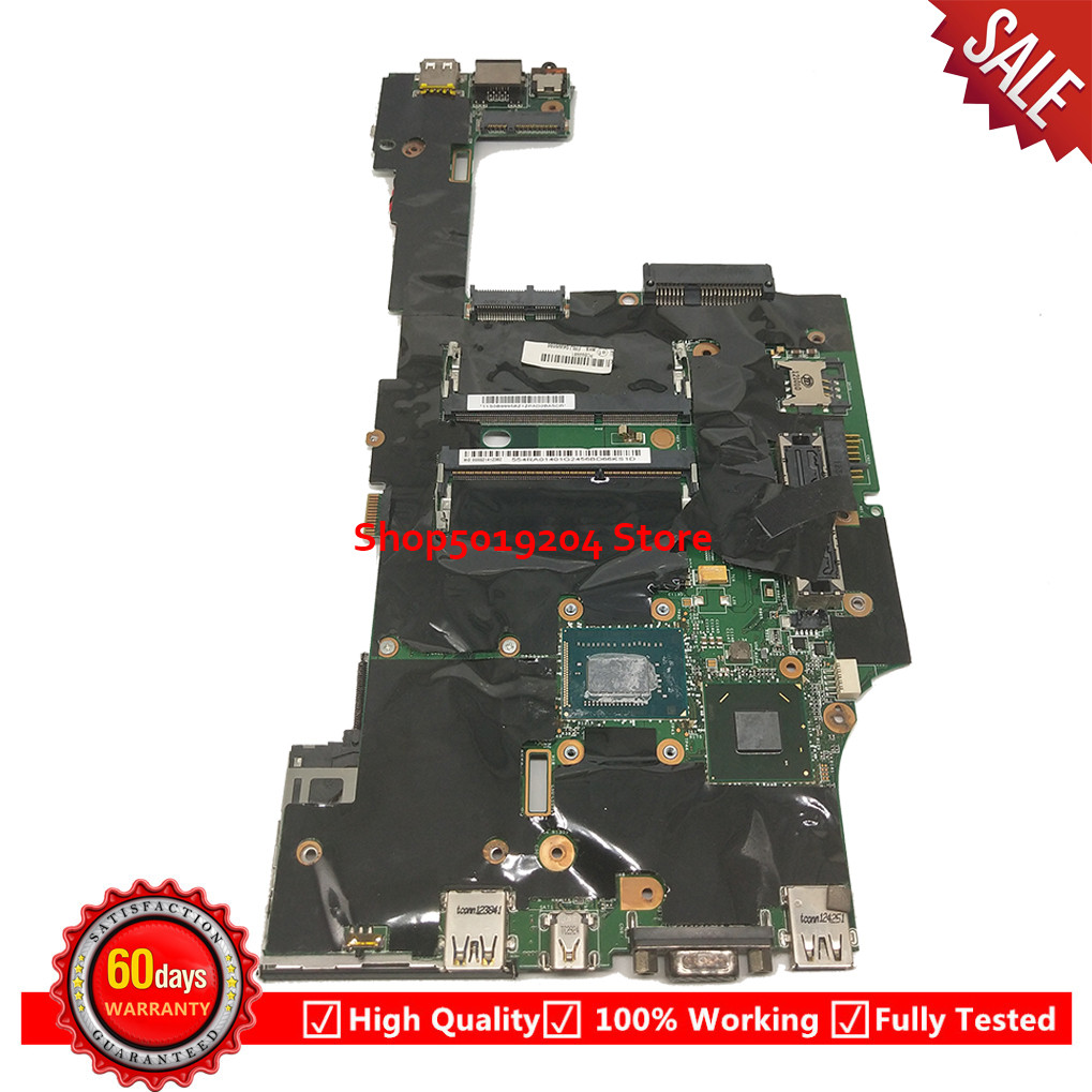 04W6686 SR0MY <font><b>i5</b></font>-<font><b>3320M</b></font> For LENOVO Thinkpad X230 Laptop motherboard 554RA01401 11S0899956 Mainboard image