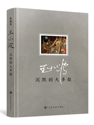 Chinese Book By Wangxiaobo Chinese Essays Collection Book For Adults-Silence Of Most People