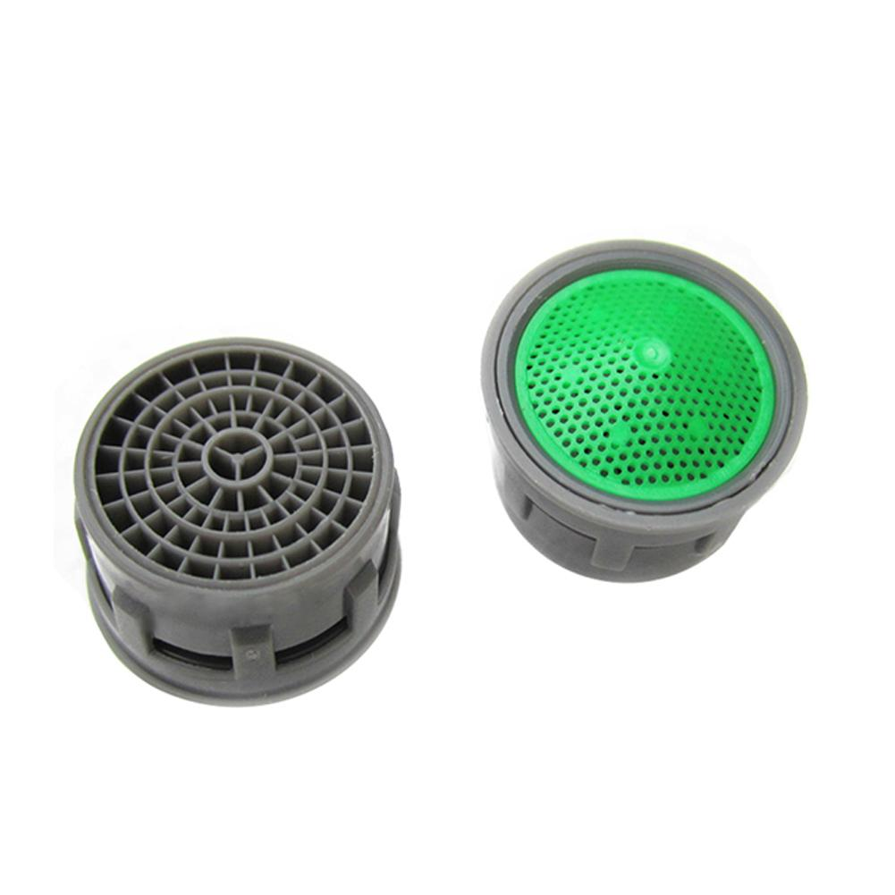 Water Saving Water Faucet Aerator Bubbler Core Nozzle Filter Accessory With 21mm/0.83in Outer Diameter