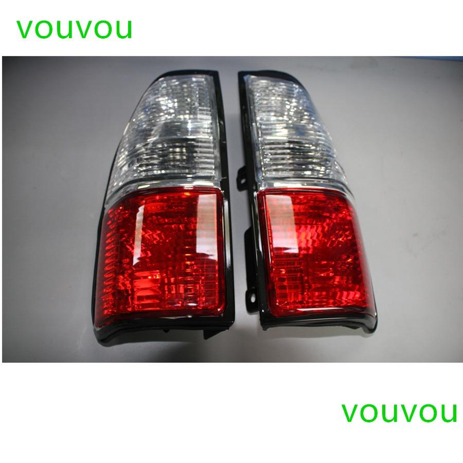 Задний фонарь кузова автомобиля для Toyota land Cruiser 90 3400 2700 1998-2002
