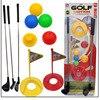 Outdoor Mini Divertente Golf Set Giocattolo Per Bambini di Apprendimento Attivo Prima Educazione Gioco di Sport Palla di Esercizio Giocattoli Ragazzi E Le Ragazze Giocare palla Giocattolo