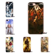 Silicone Phone Housing For Xiaomi Mi6 Mi 6 A1 Max Mix 2 5X 6X Redmi Note 5 5A 4X 4A A4 4 3 Plus Pro Zeus Ancient Greek mythology(China)