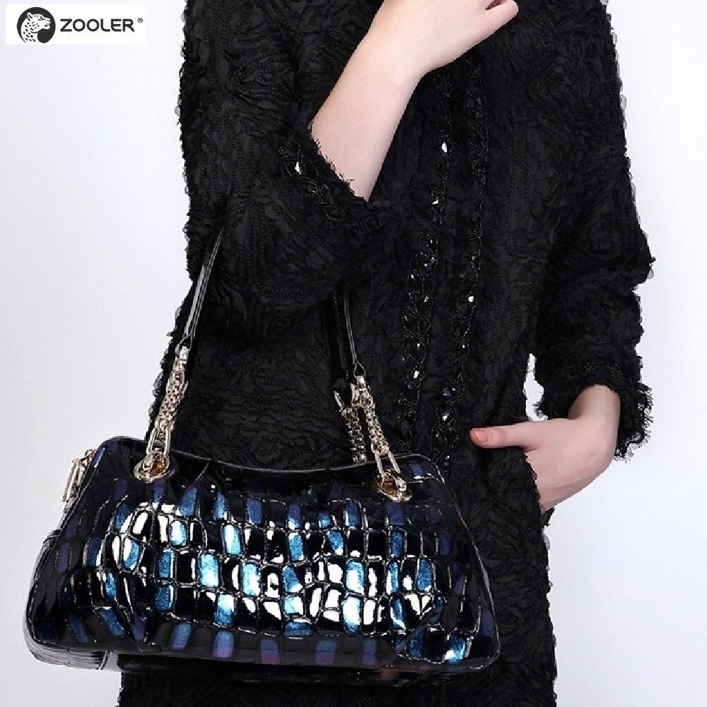 ZOOLER Marke Luxus Echtes Leder Tasche Heißer Für Frauen Leder Tasche Weibliche frauen Handtaschen Mode Schulter Taschen Tote Tasche leder-in Taschen mit Griff oben aus Gepäck & Taschen bei  Gruppe 1