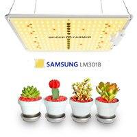 Lámparas de Cultivo LED luz SF 600W 1000W y 70cm tienda de cultivo espectro completo planta iluminación Fitolampy para plantas flores plántulas