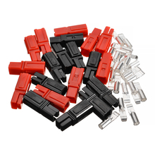 20X Marine Connector Plug /& Contacts Compatible With Powerpole 30A 600V Well