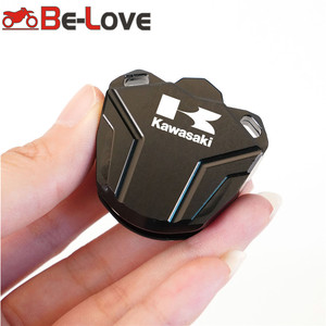 For KAWASAKI Z125 Z250 Z300 Z400 Z650 Z750 Z800 Z900 Z900RS Z1000 Z1000SX Motorcycle key Protective Cover (Key Without Chip)