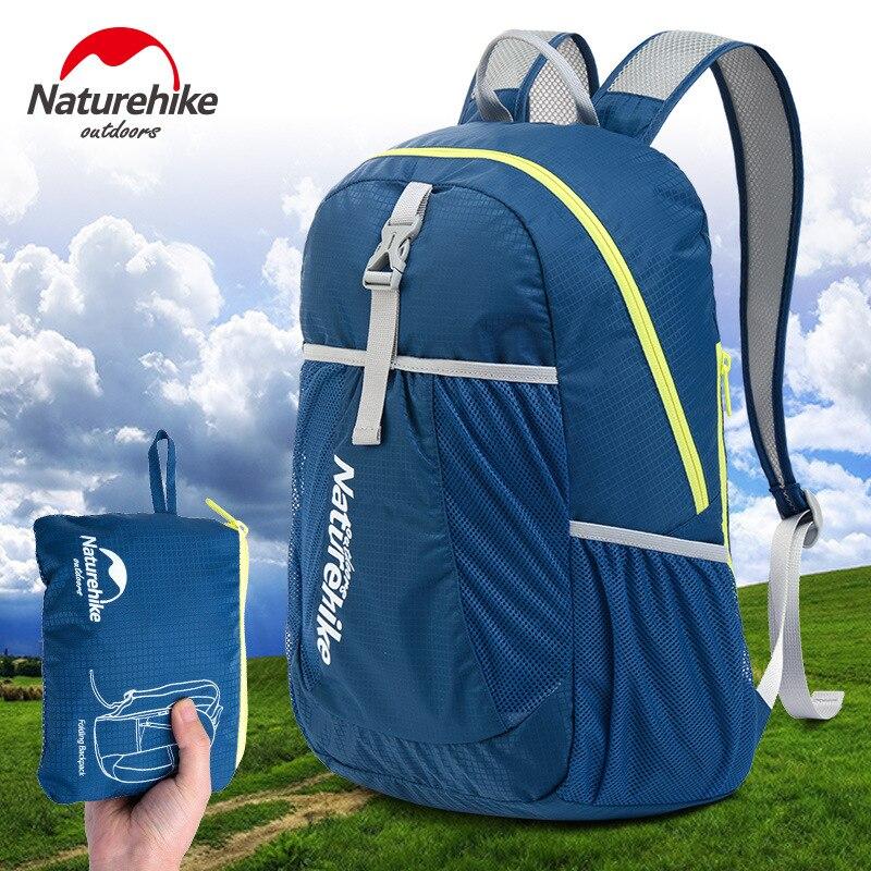 NH Naturehike Kite Folding Backpack Portable Hiking Outdoor Mountaineering Bag
