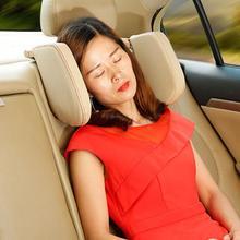 2019 новый стиль подголовник для автомобильного сиденья подушка для шеи Подушка для отдыха на шее Подушка под голову подушка для безопасности головы подушка для путешествий
