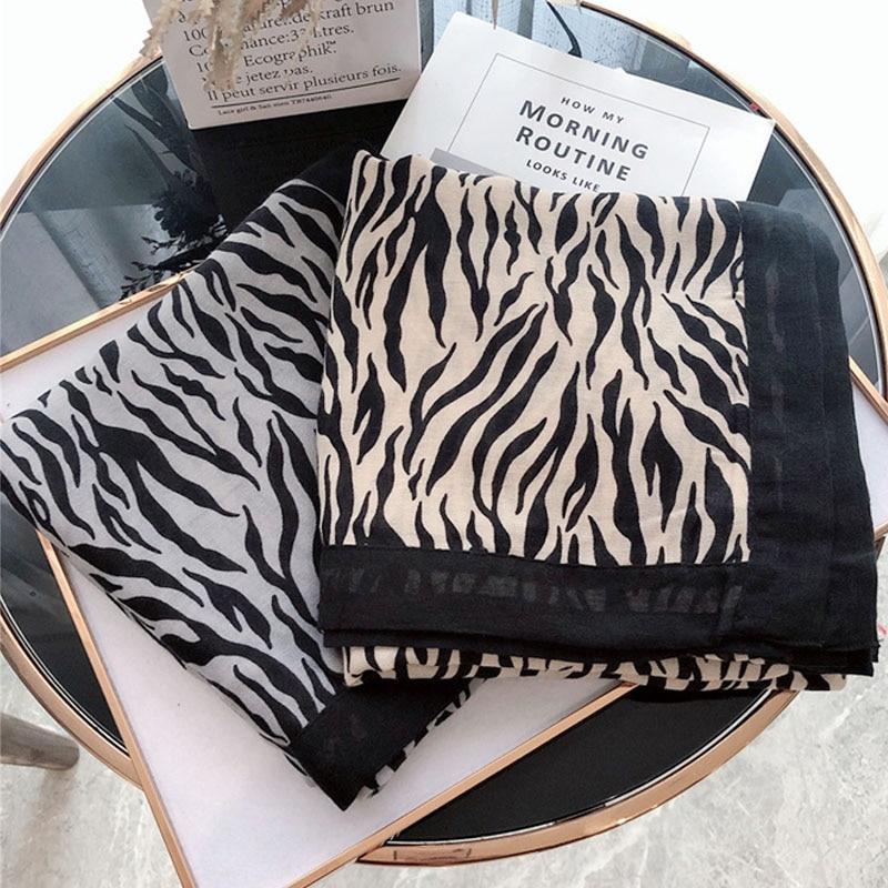 Luxury Winter Animal Leopard Print Neck Scarf,snake Zebra Print Scarf,Soft Pashminas,shawls Wraps,ponchos Andcapes,echarpe Femme
