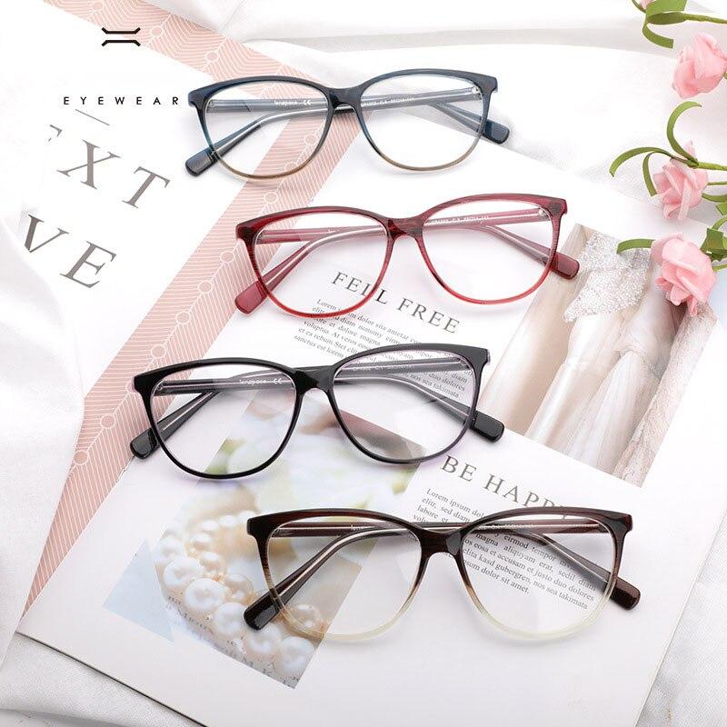 Zerosun оправа для очков в стиле кошачьи глаза женские TR90 очки женские очки для выпускника линзы винтажные очки для задротов женские очки