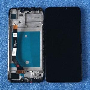 """Image 4 - 6.26 """"orijinal Axisinternational ASUS ZenFone Max için M2 ZB633KL X01AD LCD ekran + dokunmatik Panel sayısallaştırıcı çerçeve ekran lcd"""