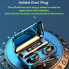 TWS Wireless Earphones Bluetooth Earphones 5 0 8D Bass Stereo waterproof Earbuds Handsfree Headset With Microphone Charging Case review
