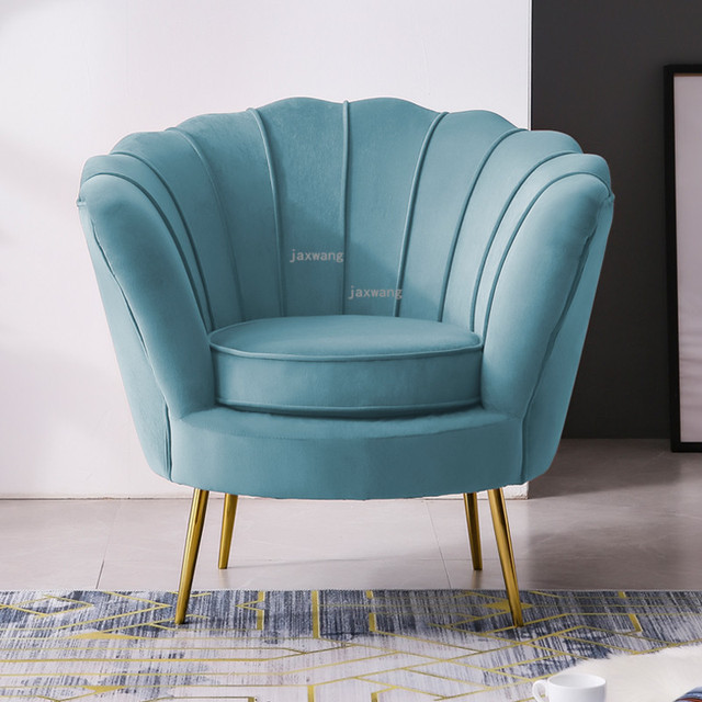 Single Shell Accent Chair 2