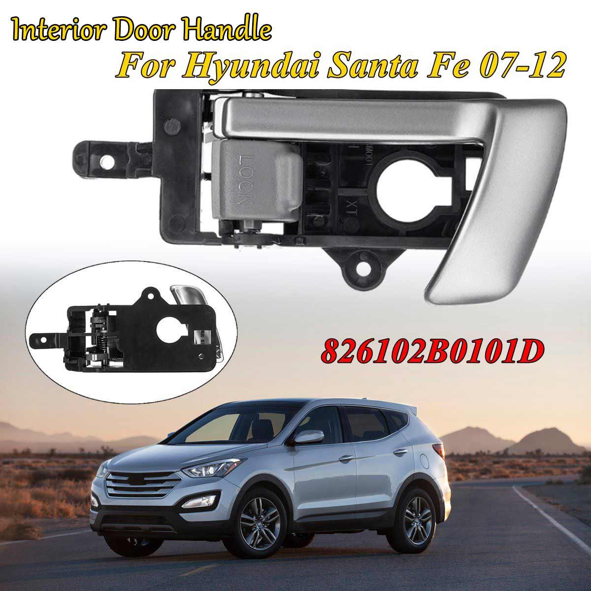NEW OEM For 2007-2012 Hyundai Santa Fe RIGHT FRONT Door Handle Base Plate