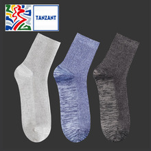 Tanzant Winter thick men's Antibacterial copper socks Moisture Wicking Athletic Hiking Camping Running Walking Ankle Socks men outdoor sportswear winter socks thick towel bottom skiing socks protect ankle hiking walking athletic keep warm sports socks
