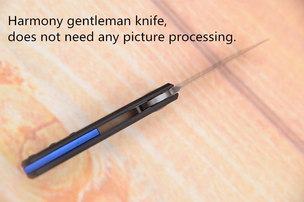 home improvement : HIGONOKAMI Japanese Style Blade Folding Pocket Knife Titanium TA2 handle 14C28N blade EDC compact knife
