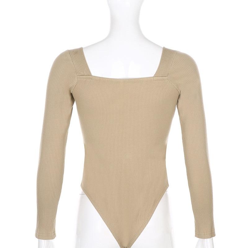 Square collar bodysuit14