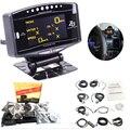 Universale Kit Completo Sport Cornici e articoli da esposizione 10 in 1 BF CR C2 DEFI Anticipo ZD Link Meter Digital Auto Gauge Con sensori elettronici