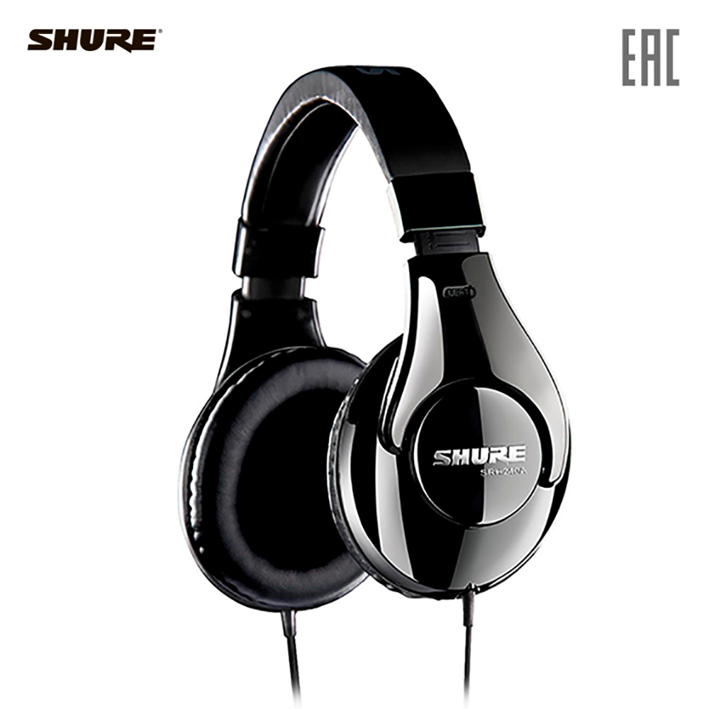 Earphones & Headphones SHURE SRH240A-EFS Consumer Electronics Portable Audio Earphone Headphone headset for phone computer