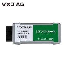 VXDIAG VCX NANO Cho Land Rover Và Cho Jaguar Phần Mềm V141 VXDIAG VCX NANO Hỗ Trợ Diesel Và Xăng Xe Ô Tô