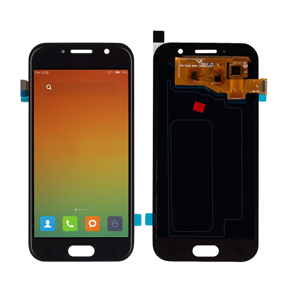 """Original 5.2"""" OLED LCD for SAMSUNG Galaxy A5 2017 Display Touch Screen Digitizer A520 A520F SM-A520F Replacement Parts"""