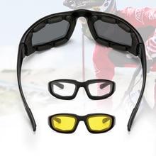 Очки для езды на мотоцикле, ветроустойчивые мягкие удобные ветрозащитные солнцезащитные очки для скутера, пылезащитные очки для защиты глаз